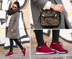 Grup Mk Coat, Bellevior Sweater, New Balance   Jdsports New Balance 574 Sonic Weld Trainers