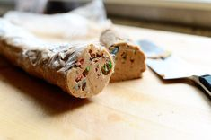 Slice + bake cookies. Make the dough now and bake as you need them. Love this! Thanks @Ree Drummond | The Pioneer Woman