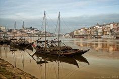 Beira-Rio, Porto, Gaia, Portugal