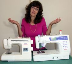 What sewing machine would you recommend?