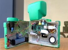 Raspberry Pi camera built as part of advertising campaign