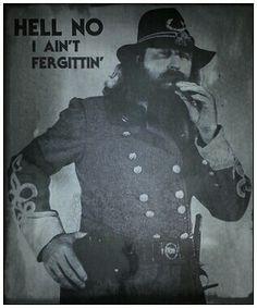 The Great Dent Myers of Kennesaw, Ga. Wildman's Civil War Surplus.