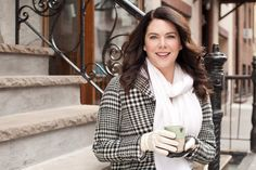 Lauren Graham's Grub Street Posts in NYC