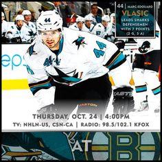 Sharks Gameday graphic on Twitter vs. Bruins