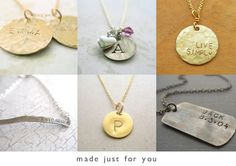 i love how simple and pretty these are... i want one!