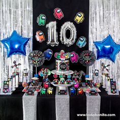 10th Birthday Parties, Birthday Diy, Birthday Party Decorations, Party Time, Ideas, Instagram, Amon, Llamas, Minnie