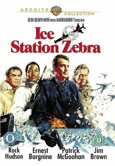 Ice Station Zebra [DVD] DVD ~ Ernest Borgnine, http://www.amazon.co.uk/dp/B0007SMDT6/ref=cm_sw_r_pi_dp_6uP8sb0BTPDA6