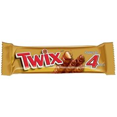 Twix King-Size Caramel Candy Bar 4-pk. ❤ liked on Polyvore featuring food, food and drink, food & drinks, comida, candy and fillers