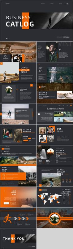Colorful multipurpose business PowerPoint template - Powerpoint Templates - Ideas of Powerpoint Templates - Colorful multipurpose business PowerPoint template Template Web, Powerpoint Design Templates, Ppt Design, Brochure Design, Layout Design, Booklet Design, Design Posters, Flyer Template, Design Art