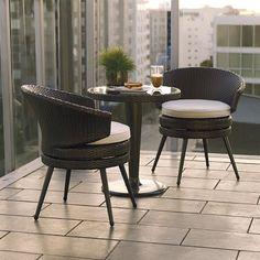 Frontgate belize balcony set