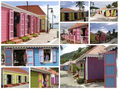 The new Craft Alive Village in the British Virgin Islands