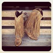 Double D Prescott Brown Boots