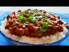 Indian Kidney Bean curry Rajma Chawal Recipe Rajma Chawal is a popular North Indian dish, it is basically rajma curry(red kidney bean) mixed with steamed rice which is an awesome comfort combo! This rajma curry by itself tasted delicious . So Dont for get to make this wonderful dish for your family