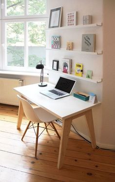 70 Awesome Small Office Home Office Ideas