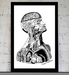 Image of 'Open-Minded Thinker' Print
