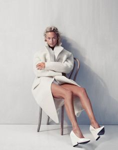 Carolyn Murphy/ Vogue Korea/November 2012