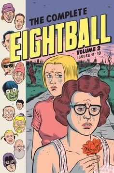 Hablamos con el artista Daniel Clowes sobre el cómic de los 90 | read | i-D