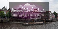 Dokkum: 'hemels weekend' in historische binnenstad.Voor hotel De Posthoorn is inmiddels al een ponton klaar gelegd en de opbouw voor het 'Hemelse weekend' is klaar. Hotel de Posthoorn organiseert samen met 3Elements  op de dag na hemelvaart het EPIC Festival. Voor de liefhebbers van dancemuziek een fantastische dag om te chillen of te dansen op de terrassen.Op zondag is vanaf 15.00 uur nog de ABBACZ (tribute-band) te zien tijdens het Grootdiep concert.
