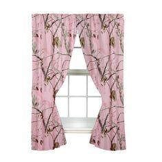Realtree AP Pink Rod Pocket Drape, 2 Panels, 2 Tie-backs, 63 Inch: Realtree AP Pink Rod Pocket Drape Panels, 2 Tie-backs) will look lovely in your home. These drapes will accessorize easily and can be used to outfit any room in your house. Camo Curtains, Rod Pocket Curtains, Curtain Panels, Patterned Curtains, Camo Rooms, Camo Bedding, Pink Camouflage, Purple Camo, Camouflage Fashion