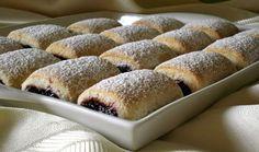 Štrudlice sa pekmezom ~ Recepti i Ideje Croation Recipes, Bosnian Recipes, Biscuit Bread, Kolaci I Torte, Good Food, Yummy Food, Sweet And Salty, Desert Recipes, Caramel Apples
