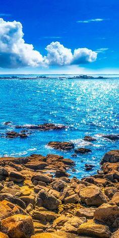 Blue Water Wallpaper, Wallpaper Nature Flowers, Wallpaper Earth, Ocean Wallpaper, Scenery Wallpaper, Beautiful Wallpaper For Phone, Beautiful Landscape Wallpaper, Beautiful Landscapes, Beautiful Photos Of Nature