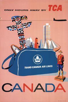 TCA Trans-Canada Air Lines _____________________________ Canada