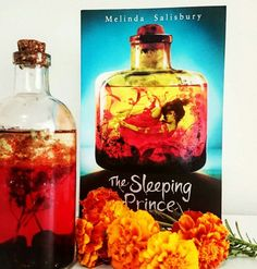 The Sleeping Prince by Melinda Salisbury beautiful cover. But should you judge a book by its cover? https://readthewriteact.com/2017/01/16/the-sleeping-prince/