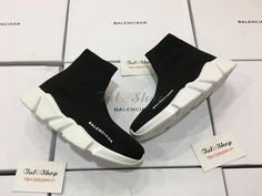 Giày Balenciaga Speed Trainer - Đen Trắng Super Fake (Chuẩn) Giá Rẻ Balenciaga Speed Trainer, Trainers, Tulle, Tennis, Athletic Shoes, Sweat Pants, Sneaker
