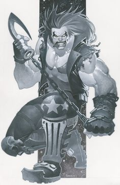 Lobo by ChristopherStevens.deviantart.com on @deviantART