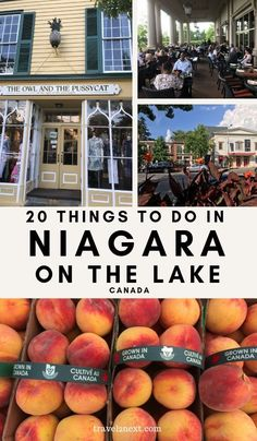 20 Things to do in Niagara on the Lake. Kitchen 76 at Two Sisters Vineyard has a large indoor dining room and a lovely outdoor patio dining area with vineyard views. Travel Tips Tips Travel Guide Hacks packing tour Cool Places To Visit, Places To Go, Stuff To Do, Things To Do, Road Trip, Ontario Travel, Canadian Travel, Where To Go, Day Trips