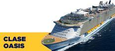 Paquetes de vacaciones en crucero por el Caribe - Royal Caribbean International