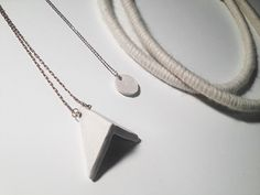 Wear Now: White Jewelry from Shayla Cox and artist Jessica Sanders | DeSmitten