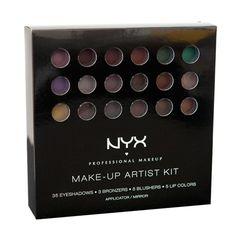 makeup artist kit hair-beauty