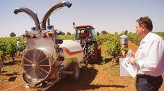 La Jornada técnica sobre aplicación de los fitosanitarios en viñedo muestra a más de 250 agricultores las últimas innovaciones tecnológicas