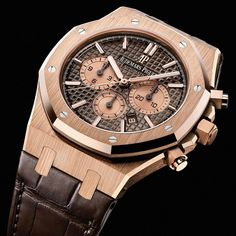 "d077849ac5b Relógios   Relógios on Instagram  ""Novo Audemars Piguet Royal Oak  Chronograph  sihh2017 Para mais info 👉LINK NA BIO  audemarspiguet   royaloakchronograph ..."