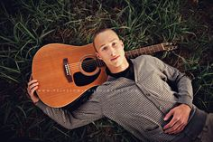 Senior Boy Guitar   Josh 2013 Senior :: {Washington Senior Photographer} » VeLvet OwL Photography Blog