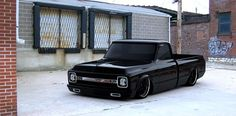 Pro touring trucks! Let's see them!!!