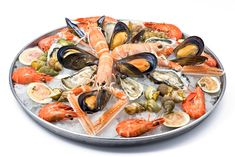 IC Health Month: Top hearty and healthy Irish recipes of all time - Seafood/Fish - Fresh Seafood, Fish And Seafood, Seafood Store, Seafood Platter, Irish Recipes, Ceviche, C'est Bon, Food Photo, Vegetable Pizza