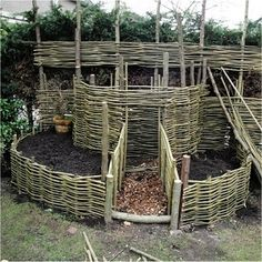 Lots of good examples of woven structures.