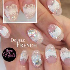 French nail art Call us @6333 4985 @homenails 20 Handy Road #01-01 Singapore 229236