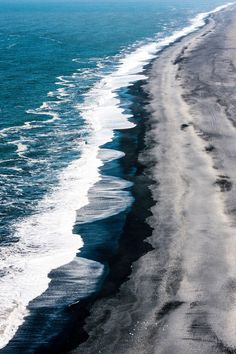 Explore the black sand beaches of Dyrholaey, Iceland, about 2.5 hours southeast of Reykjavik.