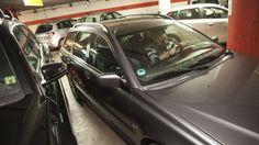 PARKHAUS-CHAOS Stellplätze wachsen nicht mit Autogröße mit