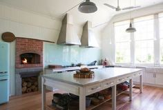 indoor pizza oven Masonry Heater Hobart tasmania