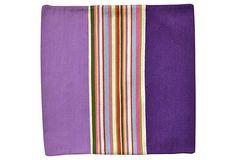 Striped Purple Sham on OneKingsLane.com