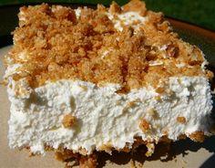 Marshmallow Whip Cheesecake