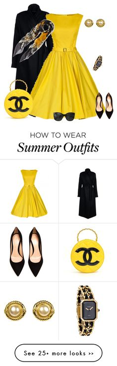 """outfit 2241"" by natalyag on Polyvore"