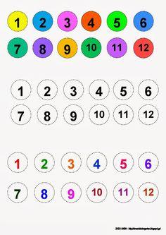 Το νέο νηπιαγωγείο που ονειρεύομαι : Παιχνίδια με το ρολόι Kindergarten Math Worksheets, Preschool Learning Activities, Free Preschool, Alphabet Activities, Clock Numbers, Math Numbers, Preschool Colors, Preschool Letters, Clock Template