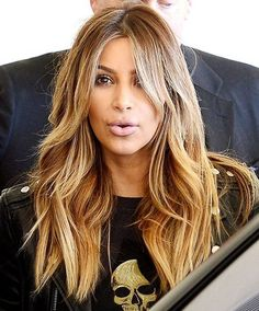 25 Long Layered Haircut Ideas - Long Hairstyles 2015 love her haircolor too!