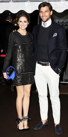 December 7, 2011 - Olivia Palermo and Johannes Huebl Couple Photos - What's Right Now - Fashion