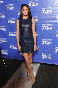 Shailene Woodley   27th Annual Santa Barbara International Film Festival (2012)